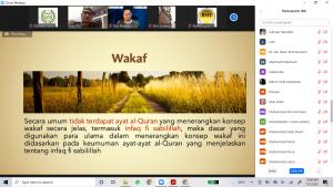 WAKAF UANG & MICRO FINANCE SYARIAH (KELASEKSYAR #11)