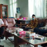 Koordinasi Launching Pojok Wakaf Uang Digital